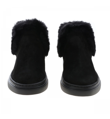 Slip On Wintery Feeling HOGAN High shoes