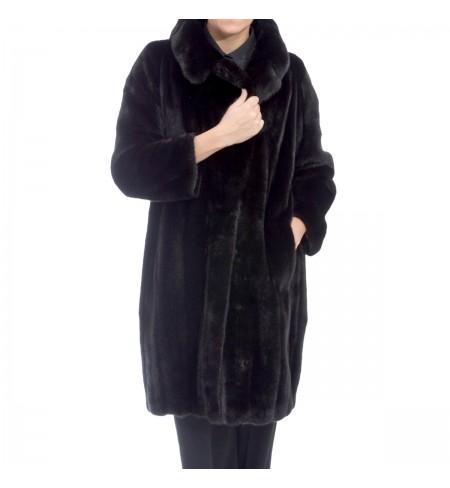 Scanblack BRASCHI Fur coat