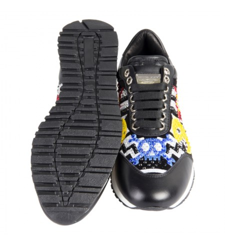 Fantastic Rainbow PHILIPP PLEIN Sport shoes