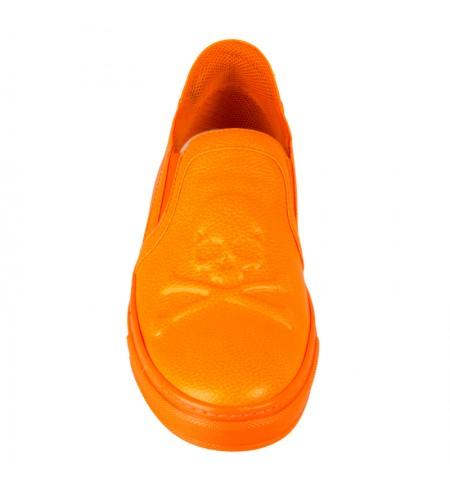 Black flag PHILIPP PLEIN Sport shoes