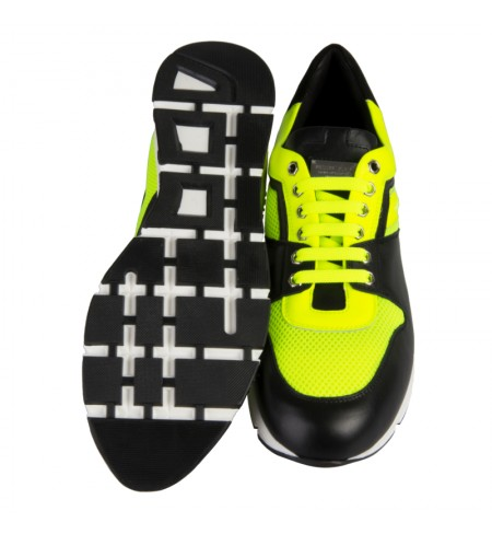 Neon wave PHILIPP PLEIN Sport shoes