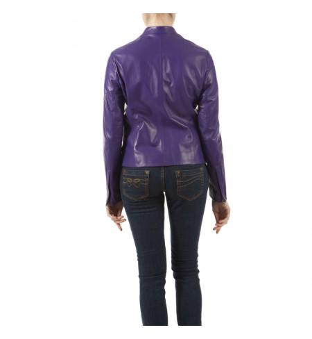 ICEBERG Leather jacket