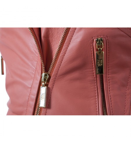 VDP COLLECTION Leather jacket