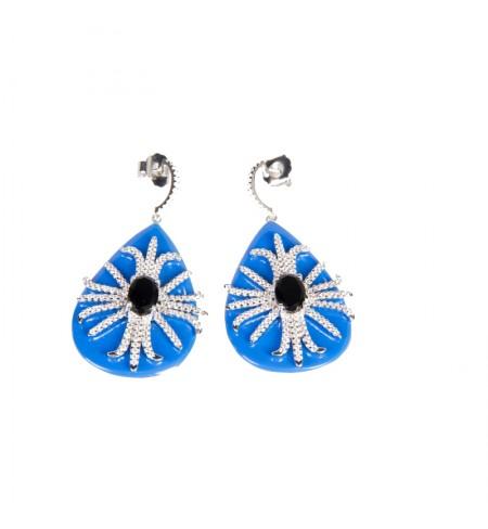 French Blue MIRIAM SALAT Earrings