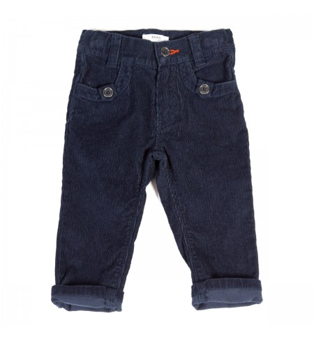 Blue Cargo HUGO BOSS Shorts