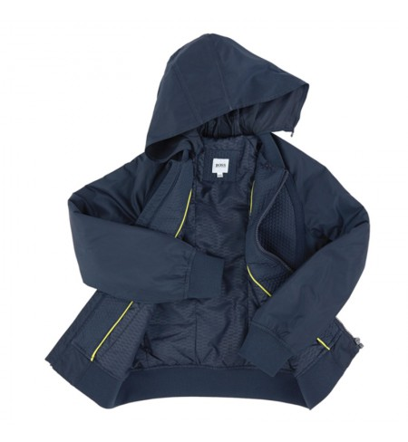 Blue Cargo HUGO BOSS Jacket