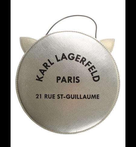 Gold KARL LAGERFELD Bag
