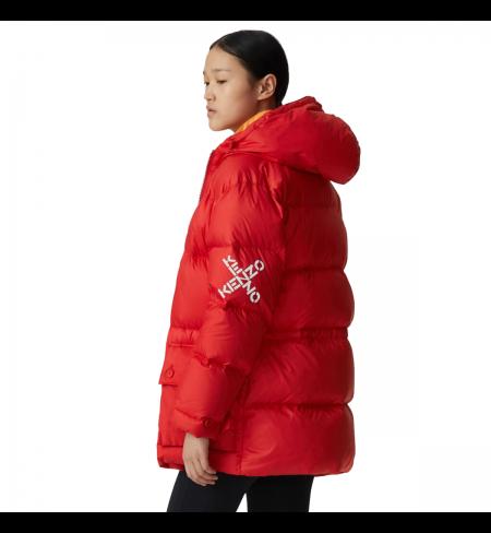 Medium Red KENZO Down jacket
