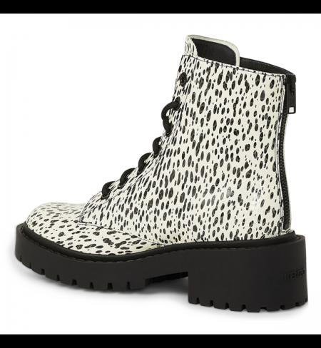 Ecru KENZO High shoes