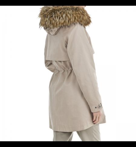 Cord MAX MOI Down jacket