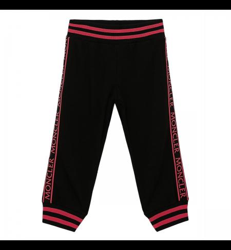 Black MONCLER Sport suit