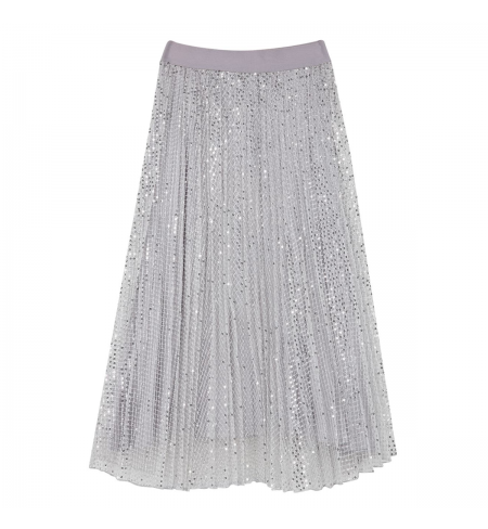 Argento MONNALISA Skirt