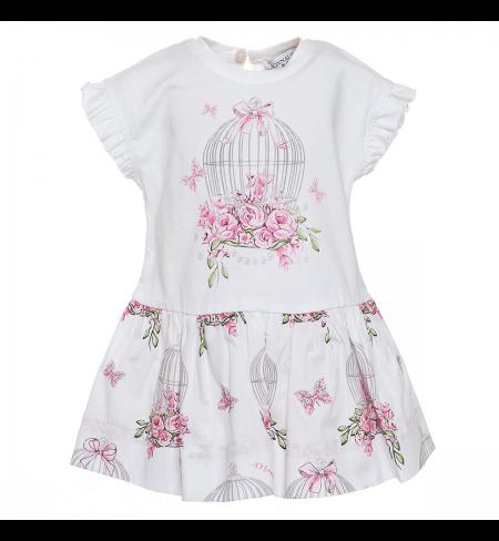 Bianco MONNALISA Dress