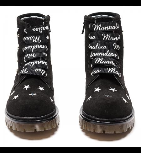 Nero MONNALISA High shoes