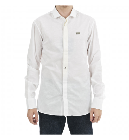 White PHILIPP PLEIN Shirt