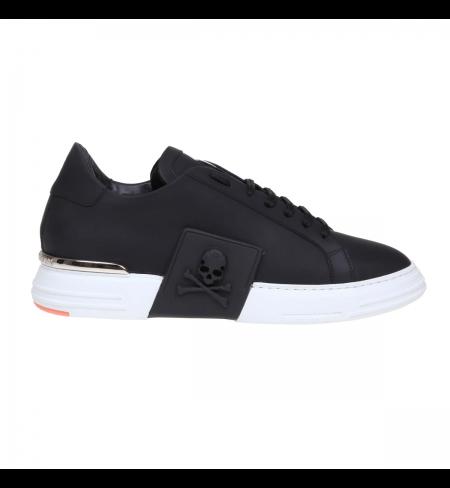 Black PHILIPP PLEIN Sport shoes