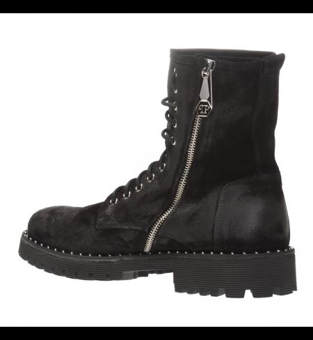 Black PHILIPP PLEIN High shoes