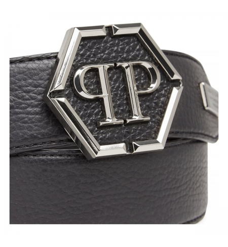Black Black PHILIPP PLEIN Belt