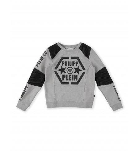 Grey PHILIPP PLEIN Jumper