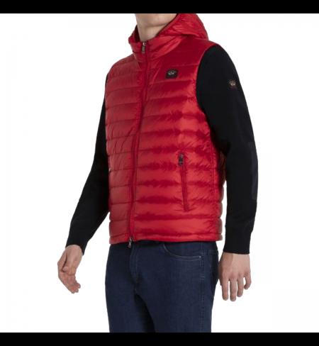 Red PAUL AND SHARK Waistcoat