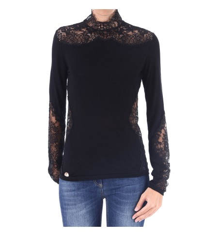 Make Over PHILIPP PLEIN T-shirt with long sleeves