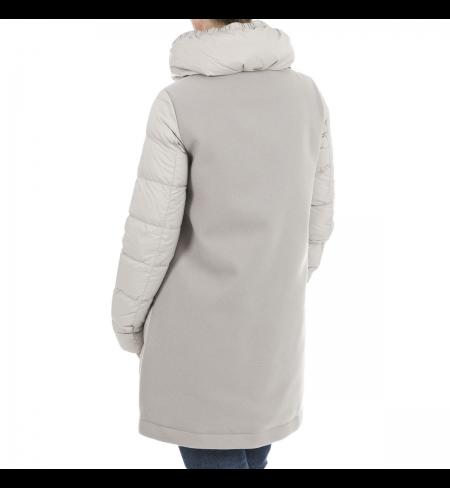Grey HERNO Coat