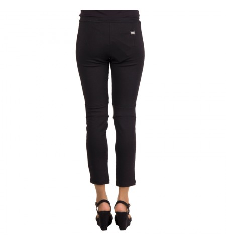 Black PHILIPP PLEIN Leggings
