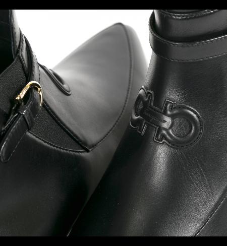Mineo SALVATORE FERRAGAMO High shoes