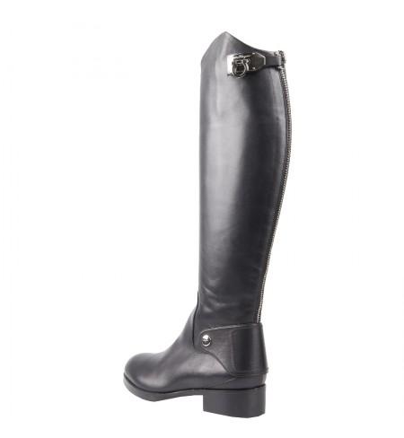 Nero SALVATORE FERRAGAMO Boots