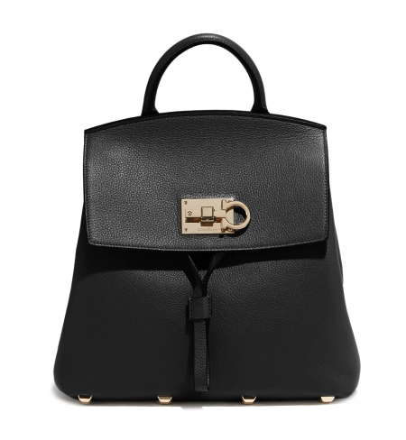 Nero SALVATORE FERRAGAMO Backpack