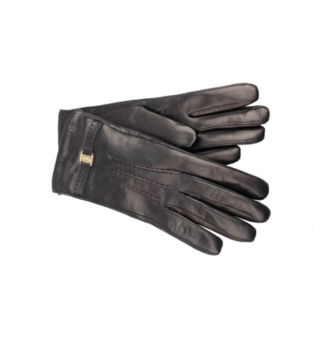 Nero SALVATORE FERRAGAMO Gloves