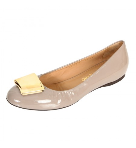 Shoes SALVATORE FERRAGAMO Grey Opal