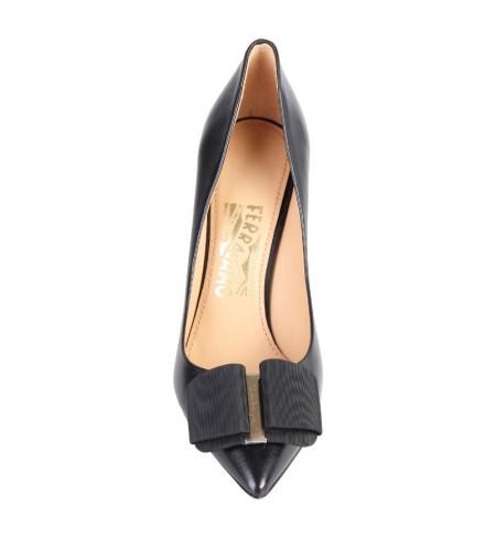 Mimi 100 Nero SALVATORE FERRAGAMO Shoes