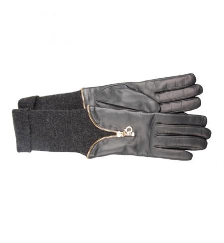 Cincilla/Grigio SALVATORE FERRAGAMO Gloves