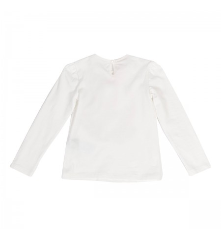 MISS BLUMARINE T-shirt with long sleeves