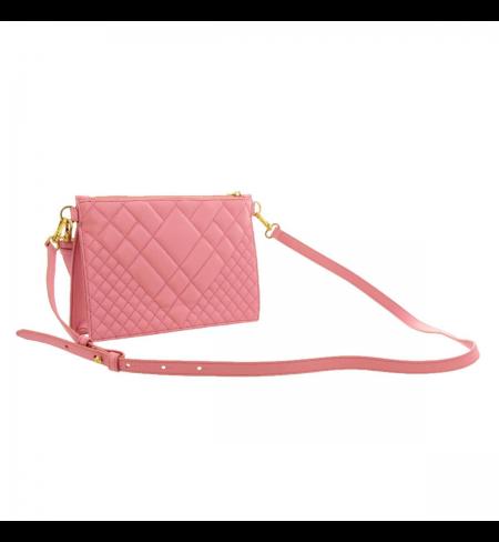 Pink Tribute Gold VERSACE Bag