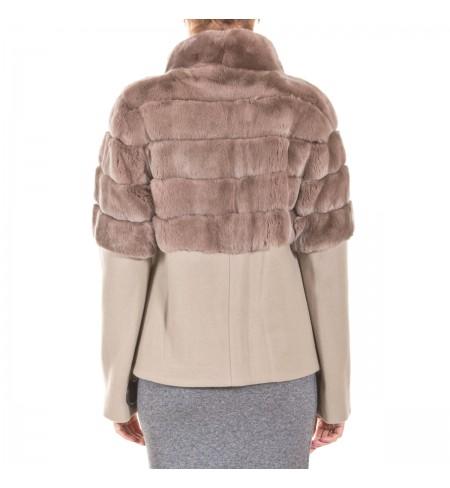 Camel 40  VIOLANTI Jacket