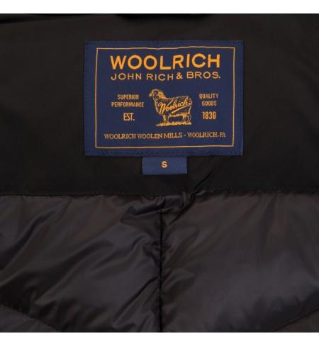 Black WOOLRICH Down jacket