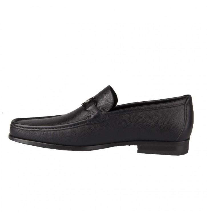 SALVATORE FERRAGAMO Regal Nero Shoes - Podium.lv
