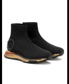Nero SALVATORE FERRAGAMO Sport shoes