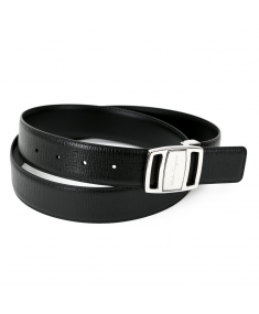 Black Double Adjus SALVATORE FERRAGAMO Belt