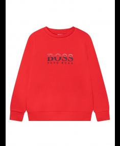 Red HUGO BOSS Jumper