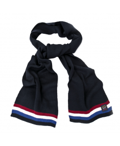 Navy PAUL AND SHARK Scarf