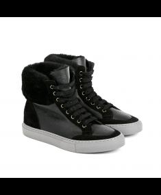 Black LORENA ANTONIAZZI Sport shoes
