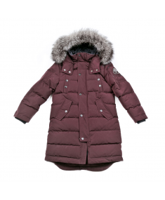 Red MOOSE KNUCKLES Jacket