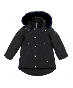 Navy MOOSE KNUCKLES Jacket