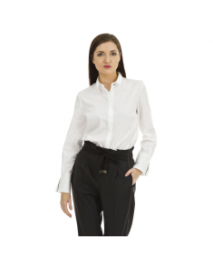 White PESERICO Blouse