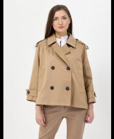 Brown PESERICO Jacket