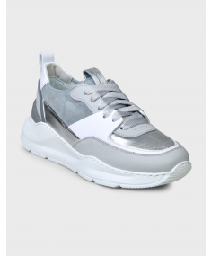 Grey SANTONI Sport shoes