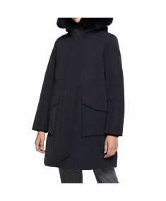 Military WOOLRICH Down jacket